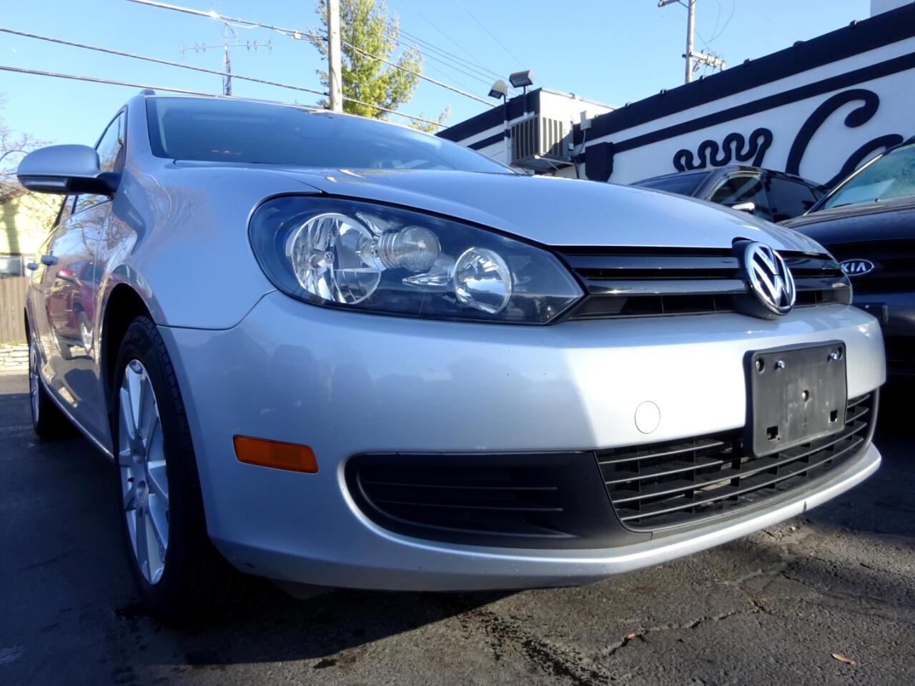 Volkswagen Jetta SportWagen 4dr Auto S 2010