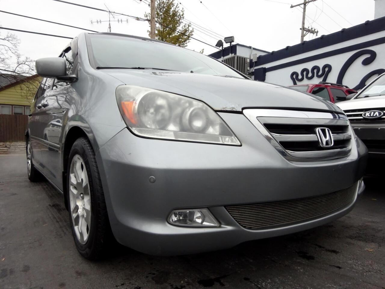 Honda Odyssey 5dr Touring w/RES 2007