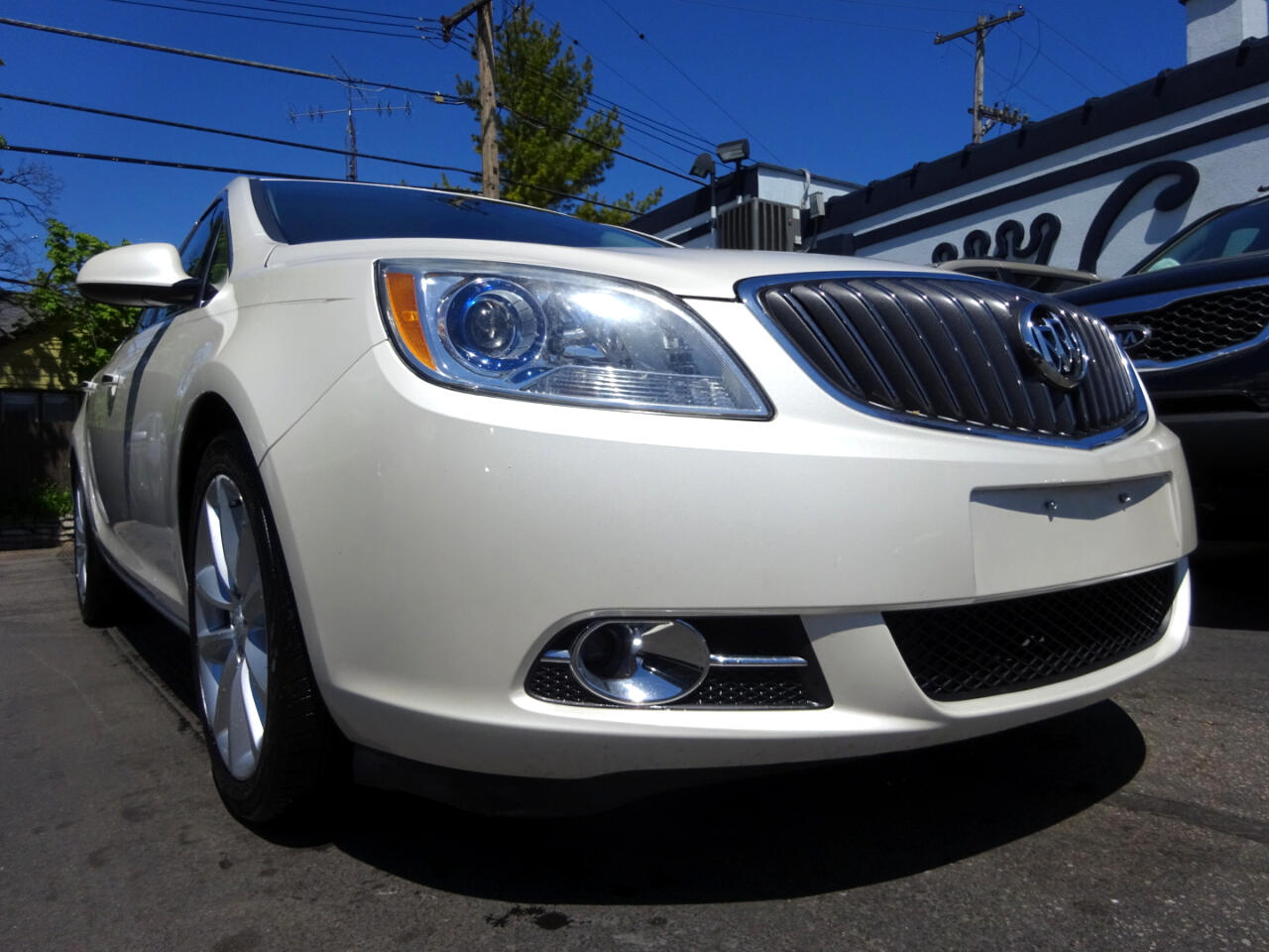 Buick Verano 4dr Sdn 2013