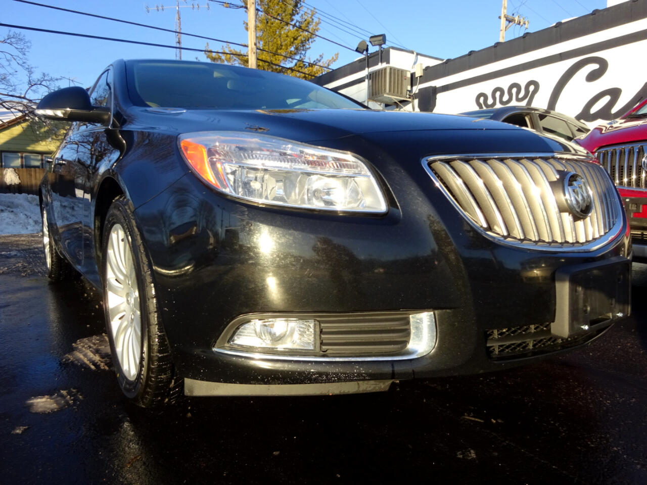 Buick Regal 4dr Sdn Turbo Premium 1 2013