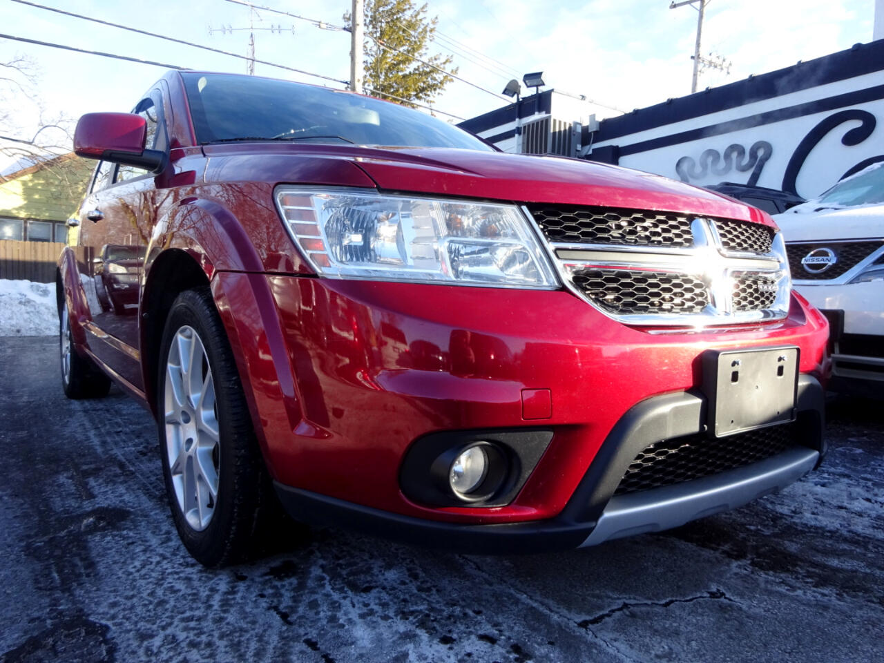 Dodge Journey AWD 4dr Crew 2011