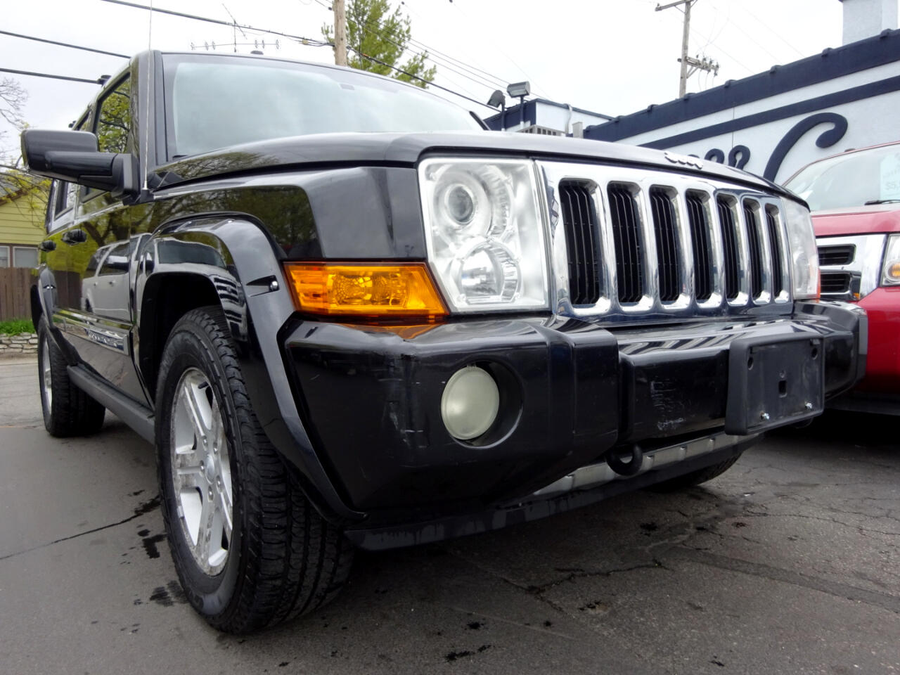Jeep Commander 4WD 4dr Limited 2010
