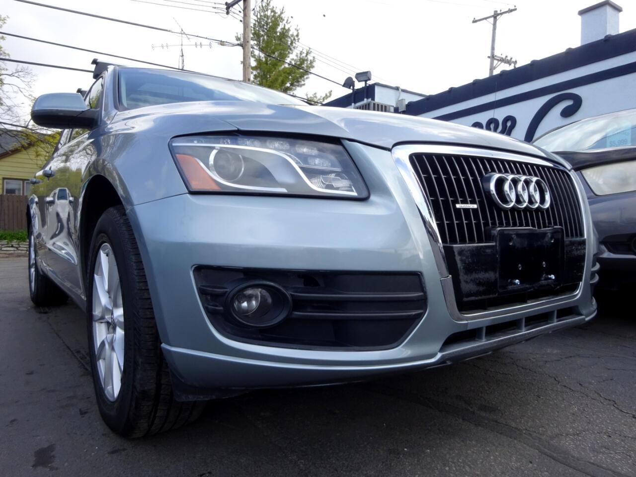 Audi Q5 quattro 4dr 3.2L Premium Plus 2009