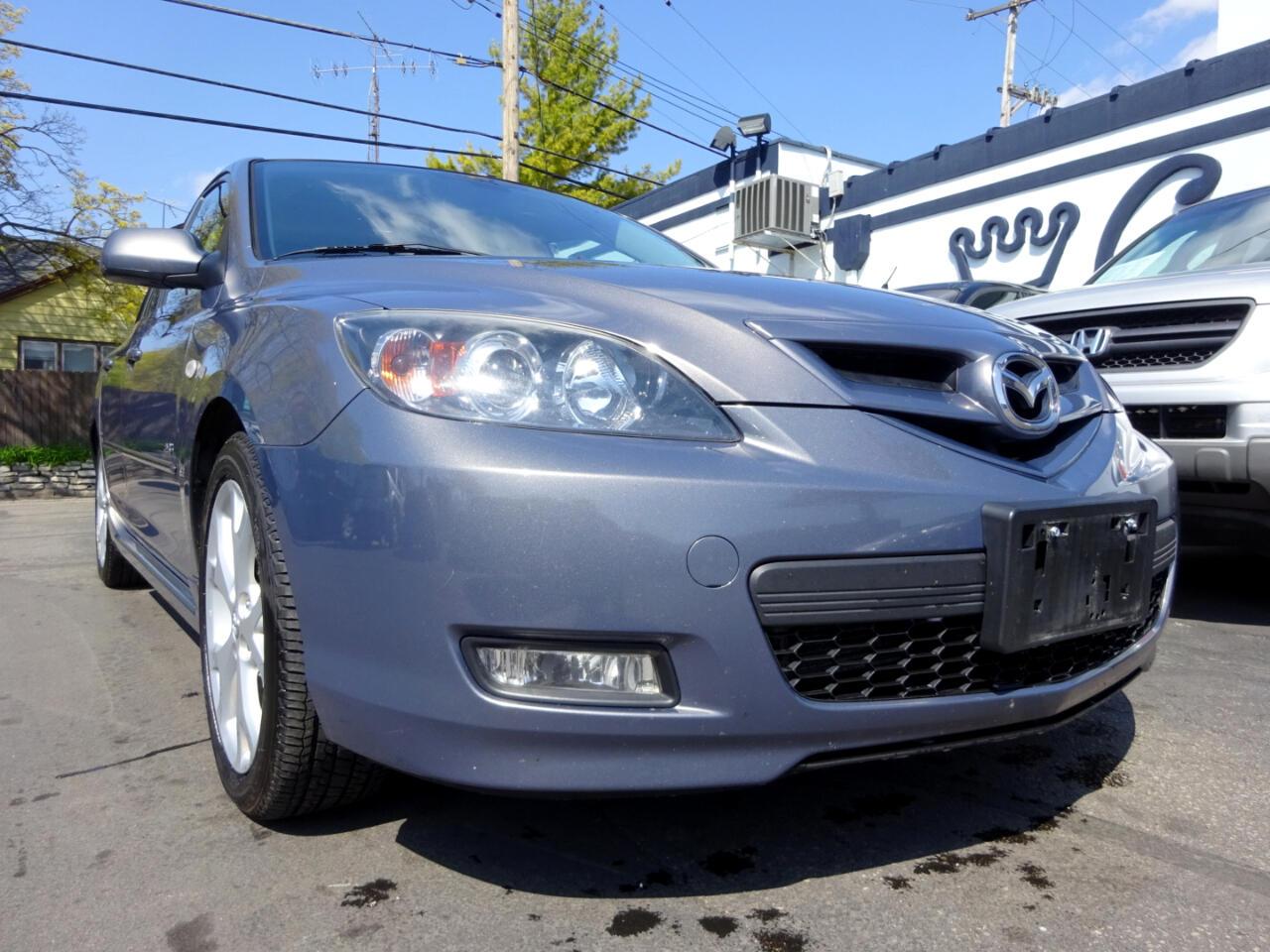 Mazda MAZDA3 5dr HB Manual s Grand Touring 2007