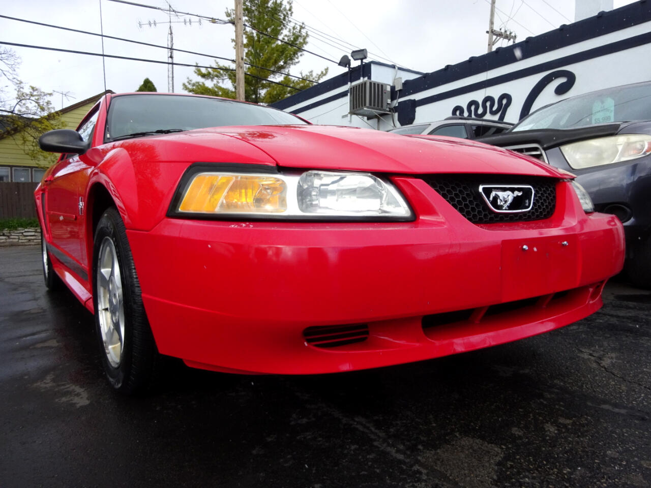 Ford Mustang 2dr Cpe Standard 2002