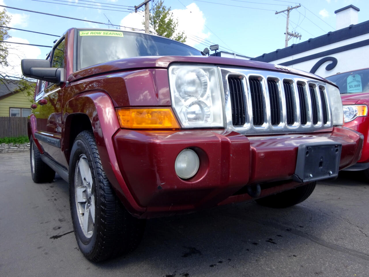 Jeep Commander 4WD 4dr Sport 2007