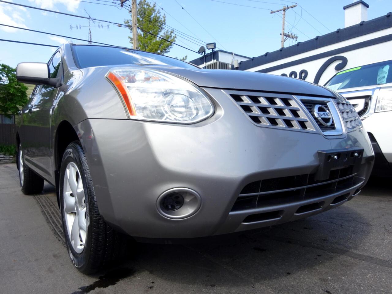 Nissan Rogue AWD 4dr SL 2010