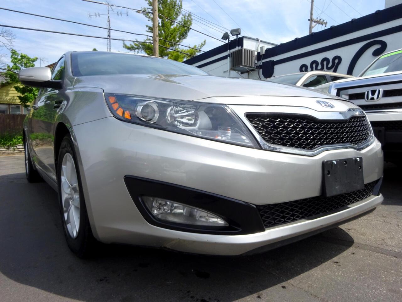 Kia Optima 4dr Sdn 2.4L Auto LX 2012