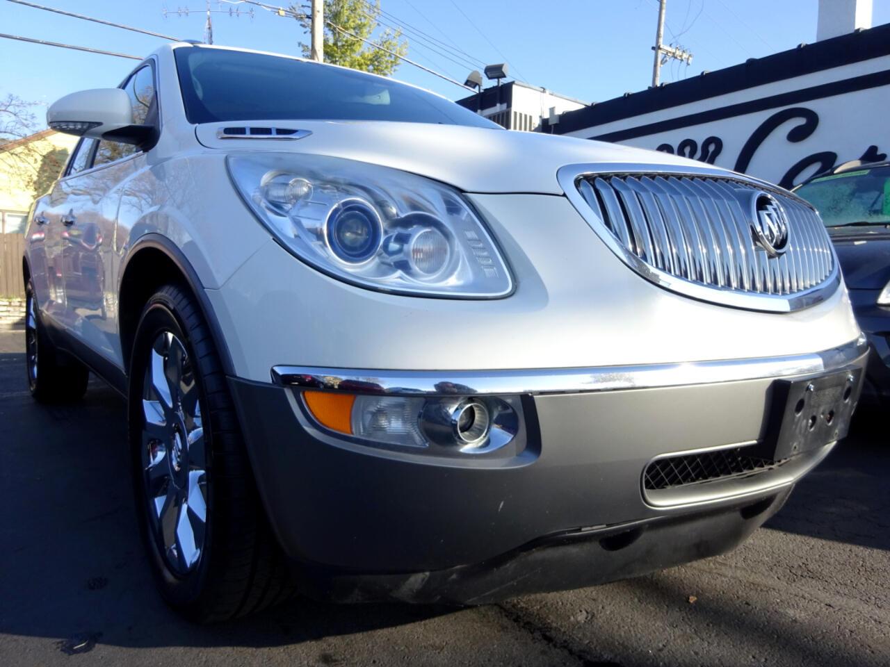 Buick Enclave AWD 4dr CXL w/1XL 2010