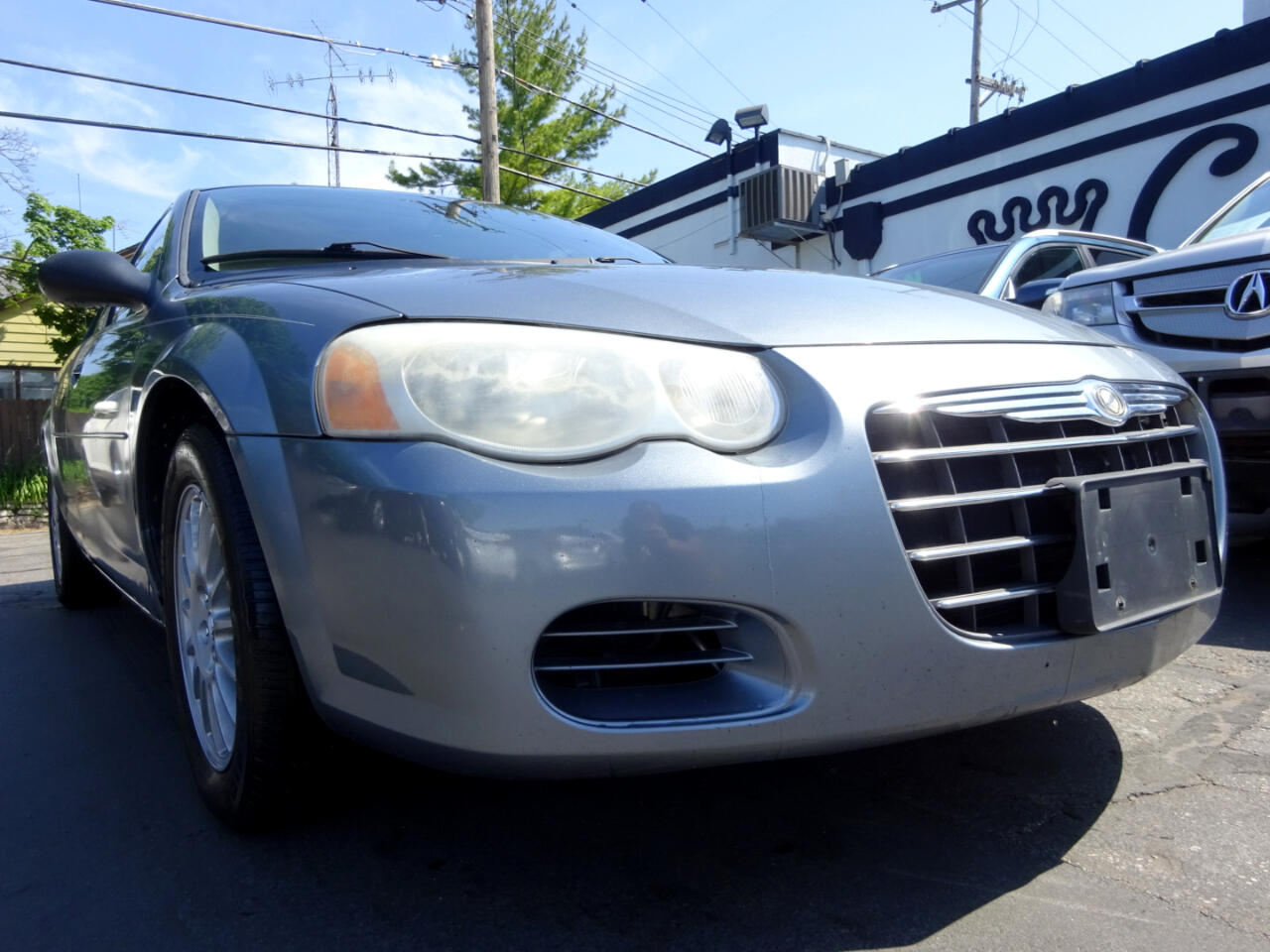 Chrysler Sebring Sdn 4dr Touring 2006