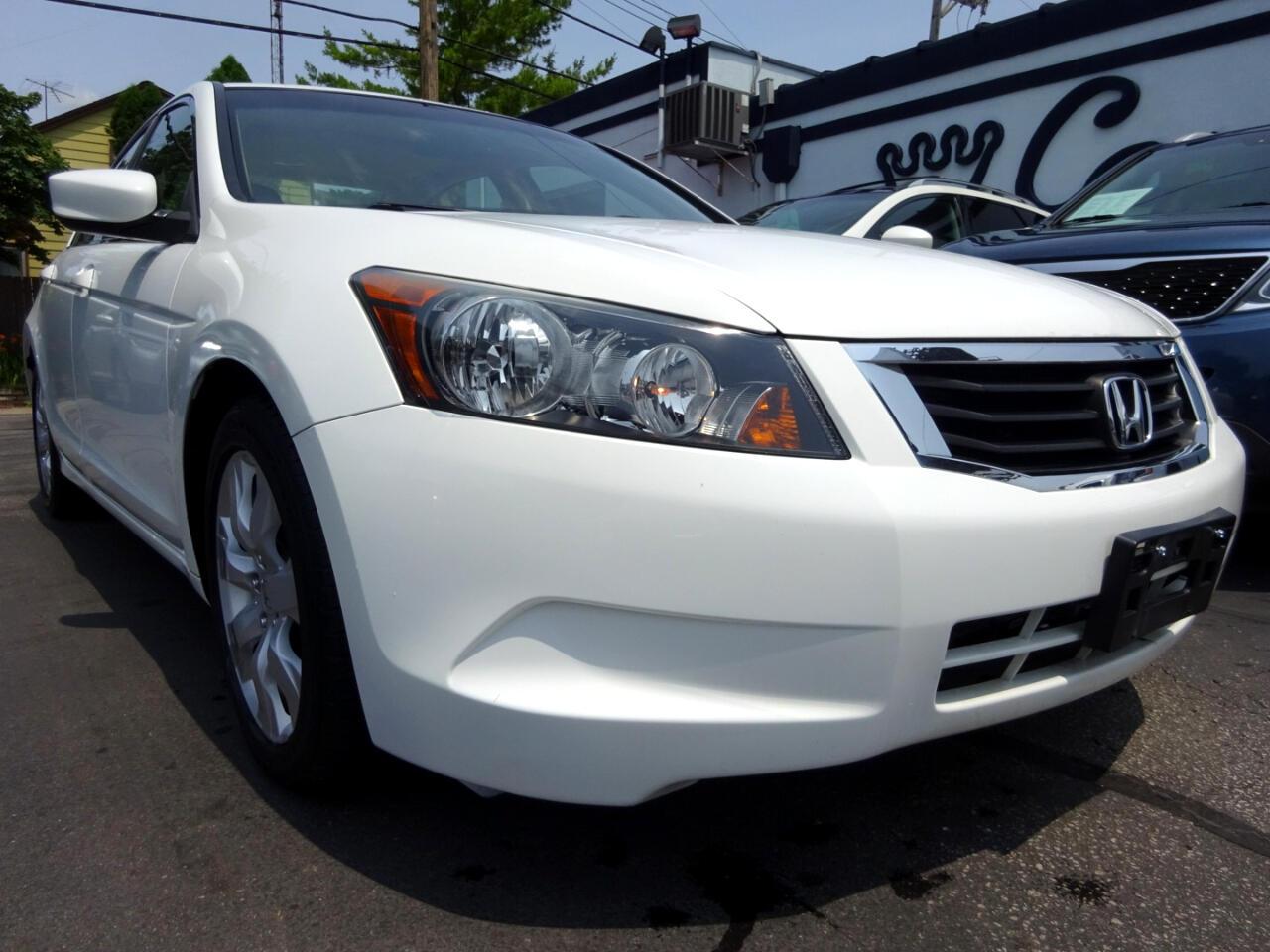 Honda Accord Sdn 4dr I4 Auto EX-L 2010