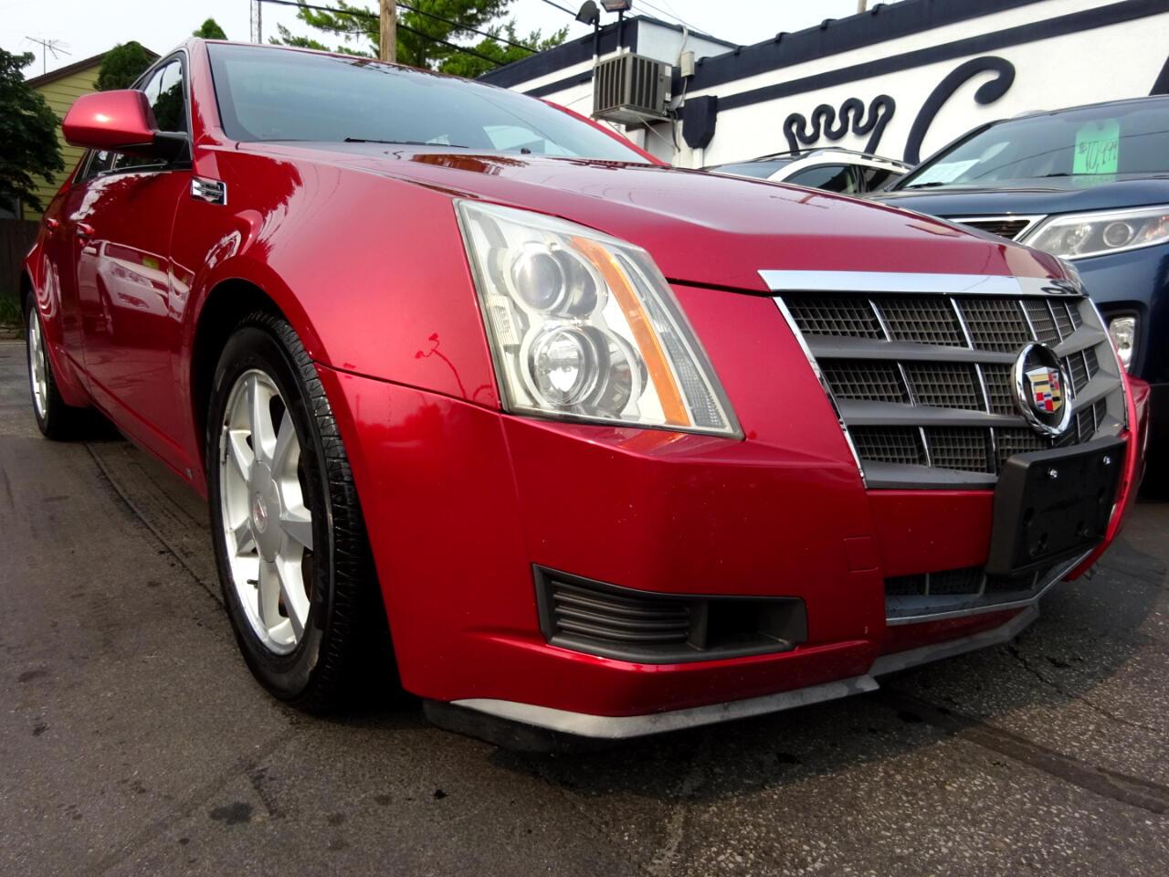 Cadillac CTS 4dr Sdn AWD w/1SA 2009