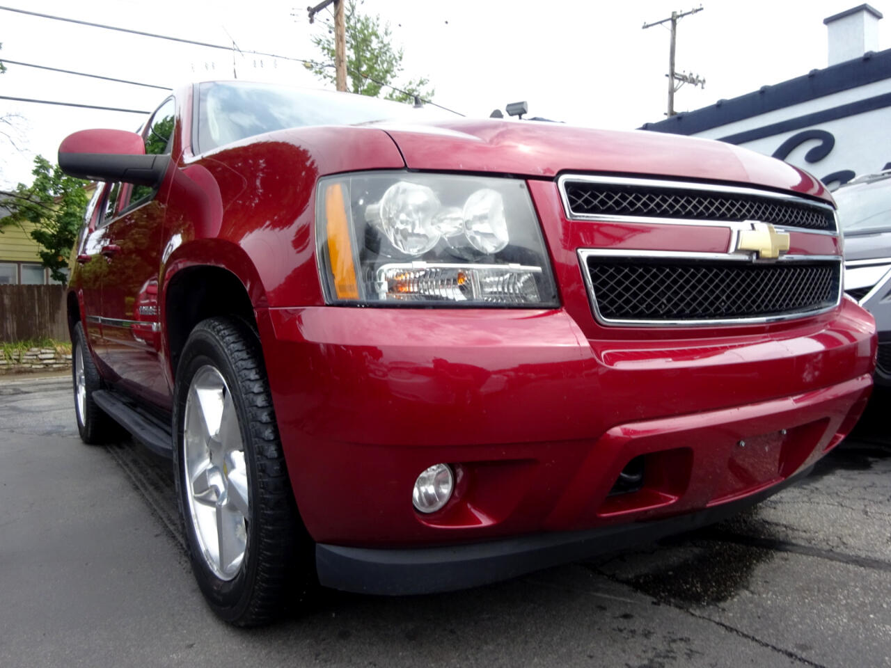 Chevrolet Tahoe 4WD 4dr 1500 LT 2011