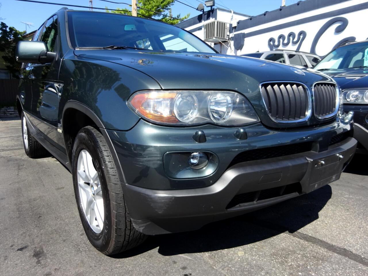 BMW X5 X5 4dr AWD 3.0i 2004