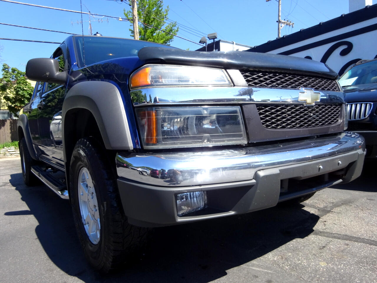 """Chevrolet Colorado Crew Cab 126.0"""" WB 4WD 1SF LS Z71 2005"""