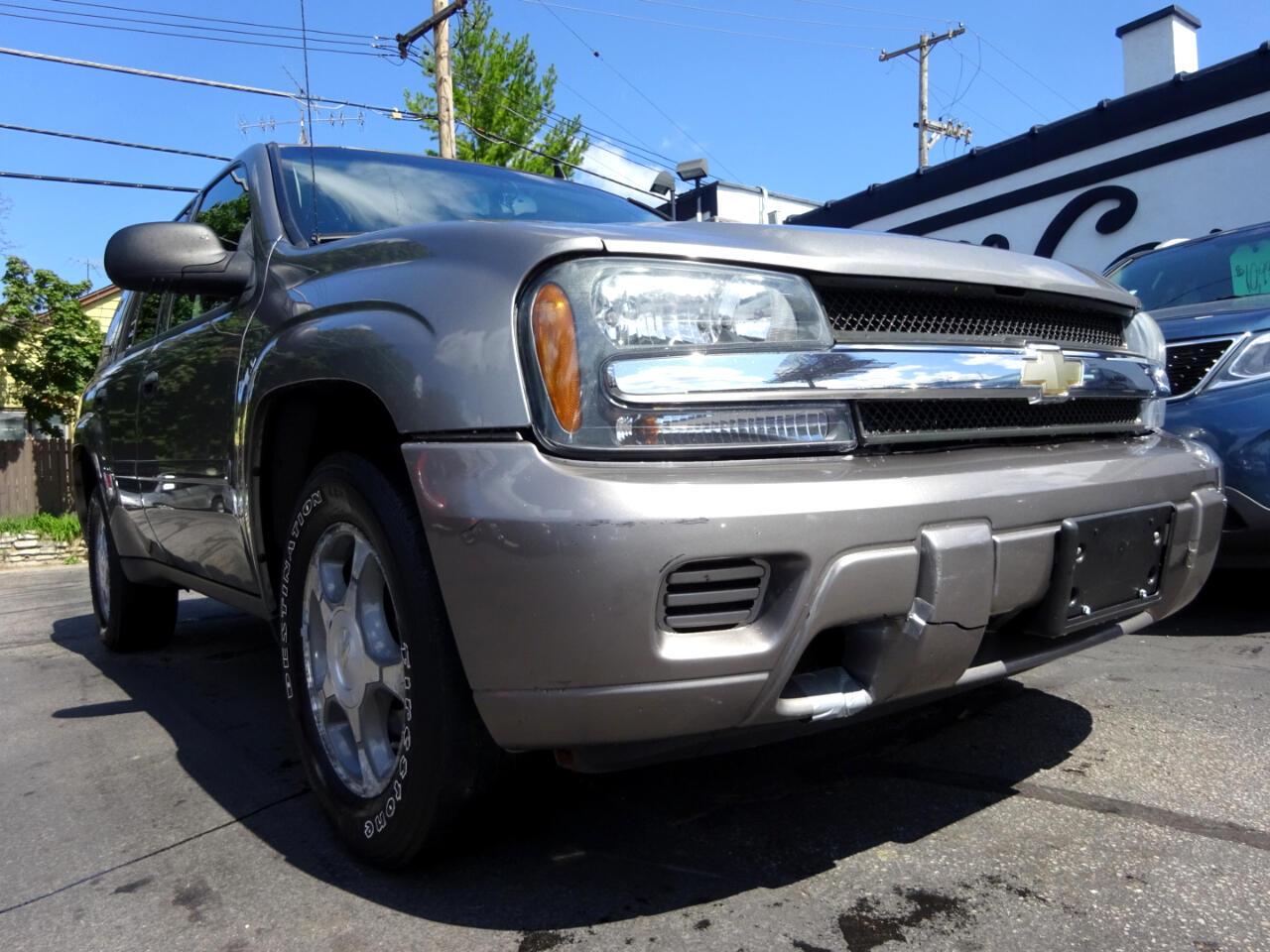 Chevrolet TrailBlazer 4WD 4dr LS 2007