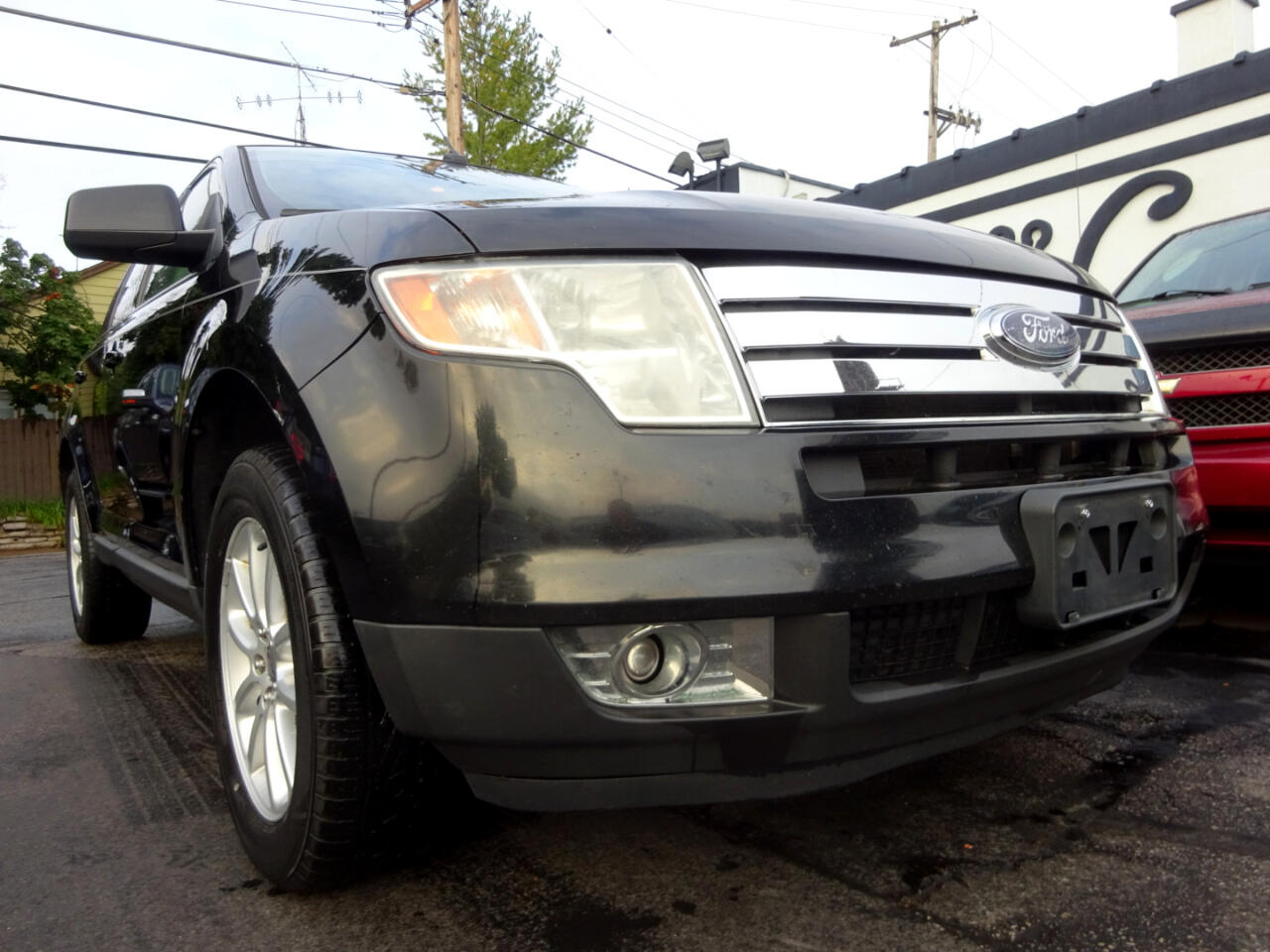 Ford Edge 4dr SEL AWD 2009