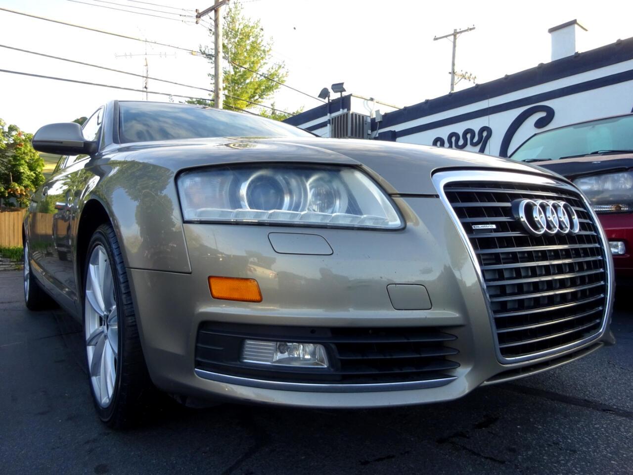 Audi A6 4dr Sdn 3.0L quattro Prestige 2009