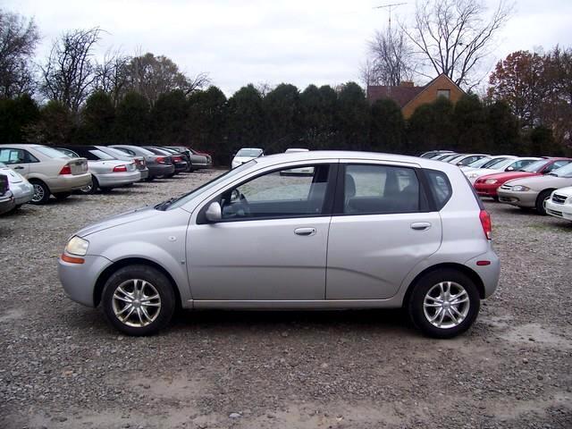 2008 Chevrolet Aveo5 LS