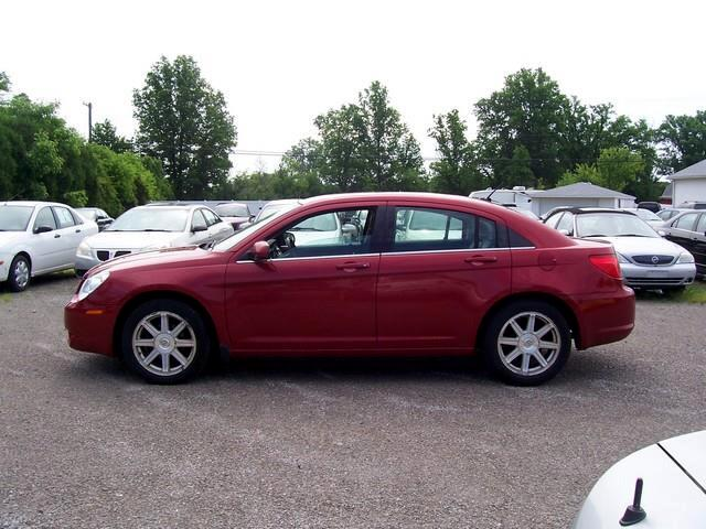 2009 Chrysler Sebring Sedan Touring