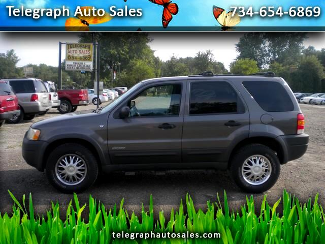 Ford Escape XLT Choice 2WD 2002