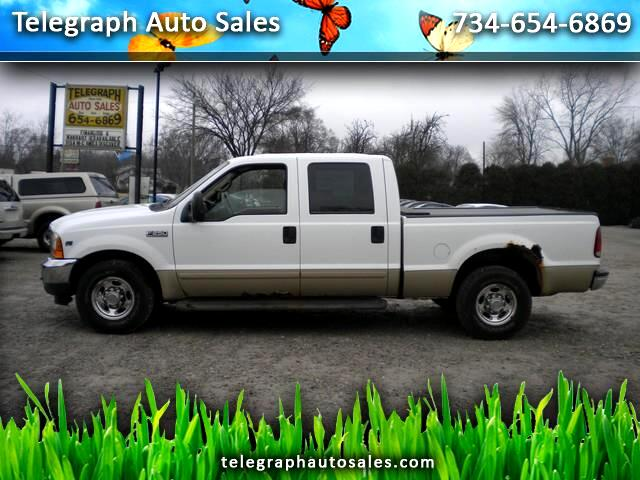Ford F-250 SD XL Crew Cab Short Bed 2WD 2001