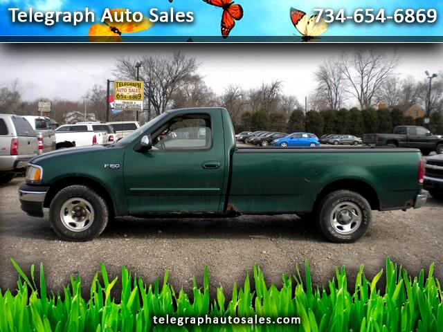 Ford F-150 WS Reg. Cab Long Bed 2WD 1999