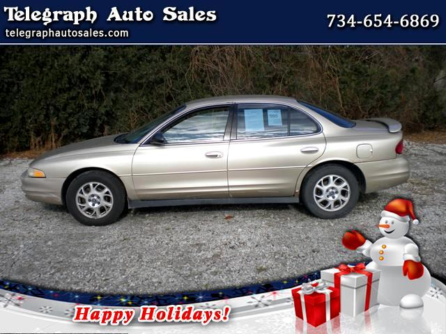 Oldsmobile Intrigue GX Sedan 2002