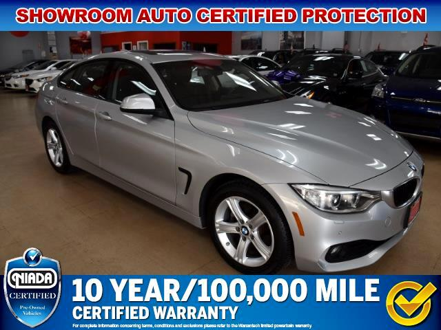 2015 BMW 4-Series Gran Coupe 428i xDrive