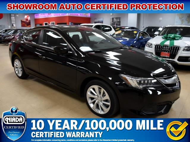 2016 Acura ILX 8-Spd AT