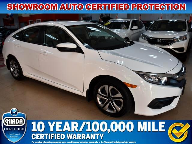 2016 Honda Civic LX Honda Sensing Sedan CVT