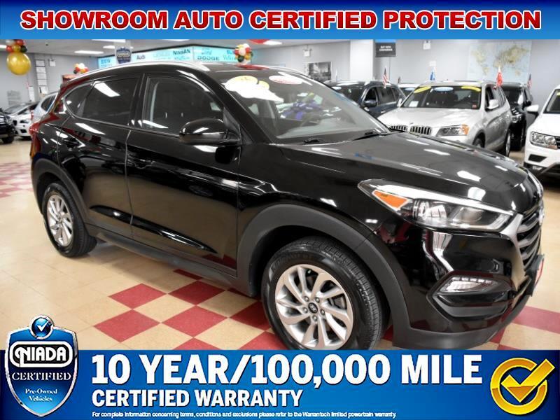 2016 Hyundai Tucson SE w/Preferred Package AWD