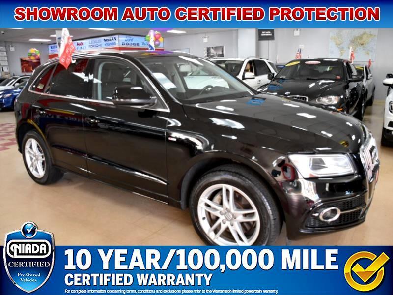 2013 Audi Q5 3.0 quattro Premium
