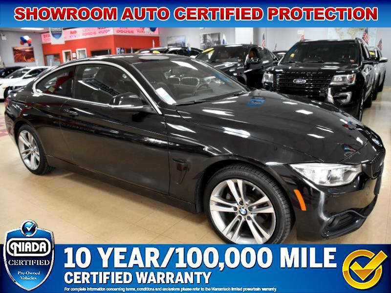 2017 BMW 4-Series 430i xDrive SULEV Coupe