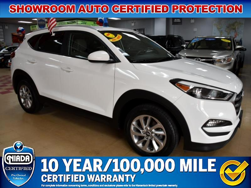 2016 Hyundai Tucson SE w/Preferred Package AWD