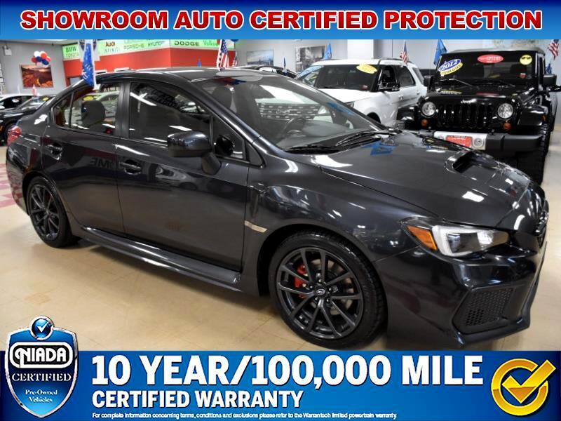 2018 Subaru WRX Premium 6M photo
