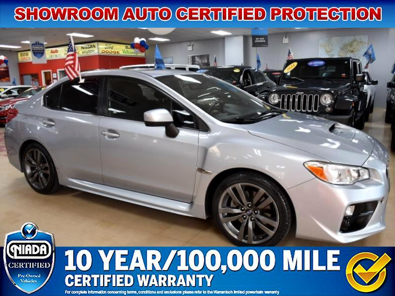 Subaru Warranty 2017 >> Buy Here Pay Here 2017 Subaru Wrx For Sale In Long Island