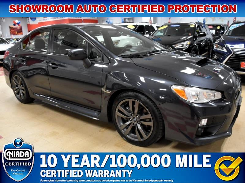 2016 Subaru WRX Premium 6M