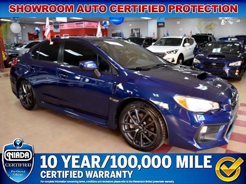 Subaru WRX Premium CVT 2018