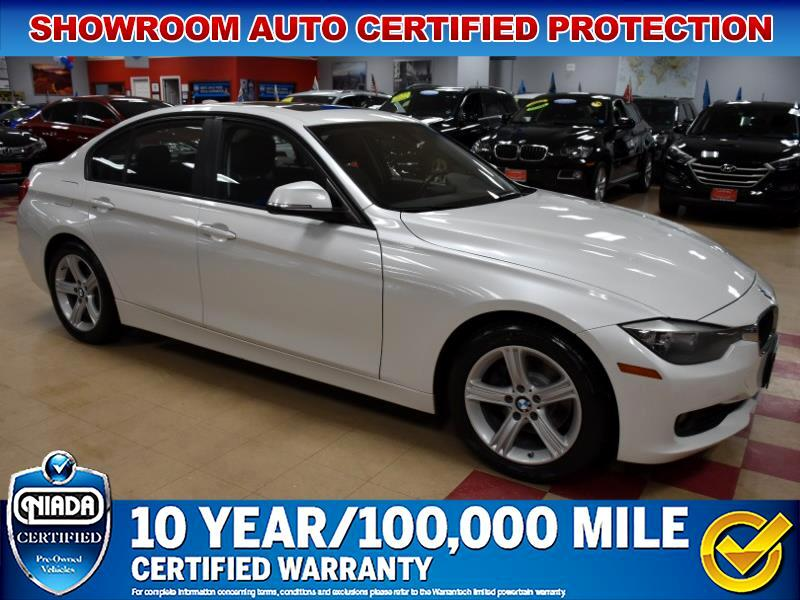 BMW 3-Series 320i xDrive 2013