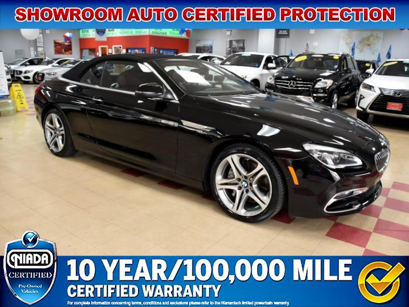 BMW 6-Series 650i Convertible 2016