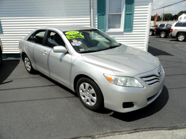 2010 Toyota Camry 4dr Sdn LE Auto