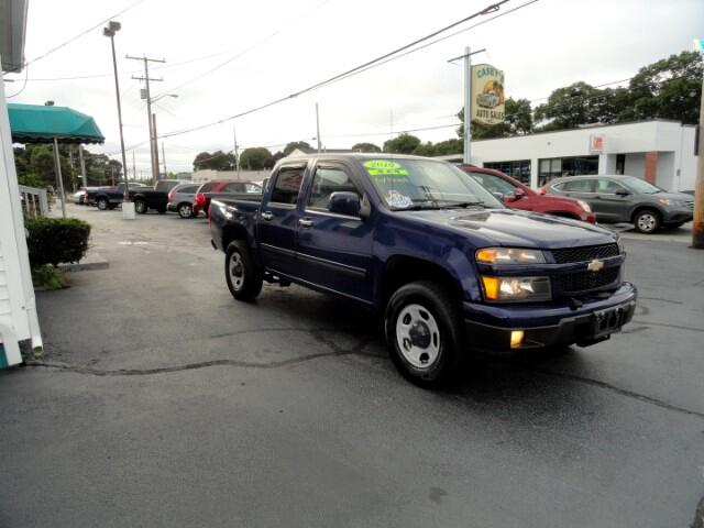 2010 Chevrolet Colorado LT1 Crew Cab 4WD