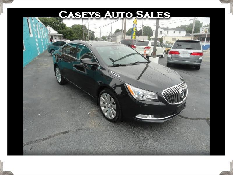 Buick LaCrosse Premium Package 1, w/Leather AWD 2014