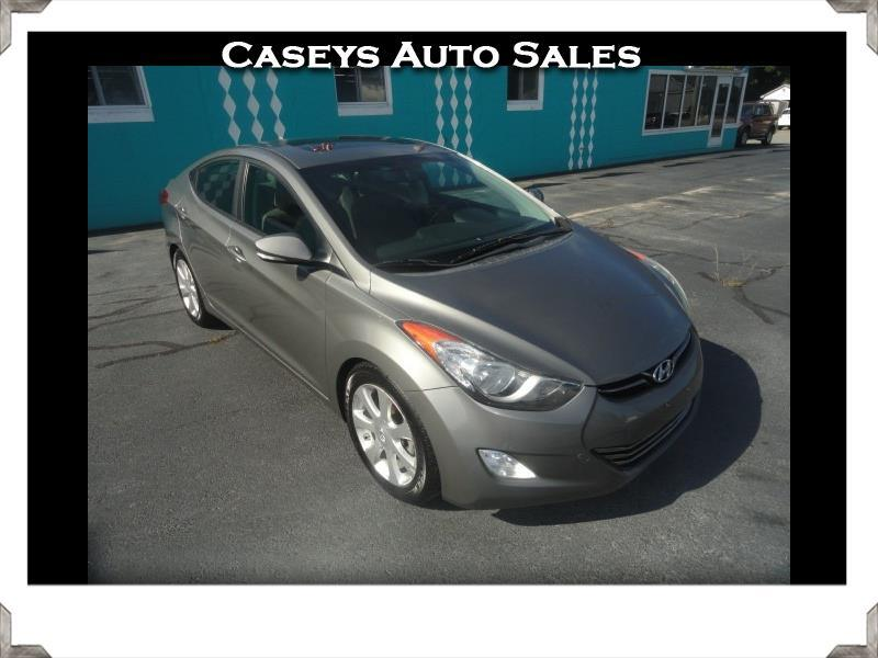 Hyundai Elantra Limited 4-Door 2013