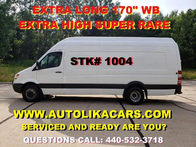 2007 Dodge Sprinter Van 3500 170-in. WB EXT