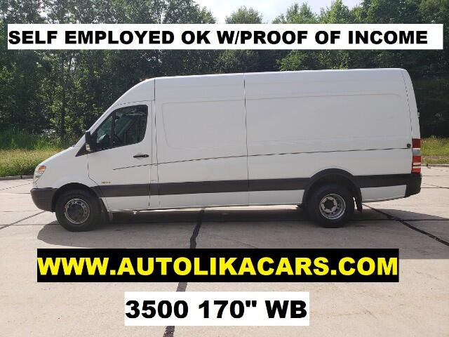 2010 Mercedes-Benz Sprinter 3500 High Roof 170-in. WB