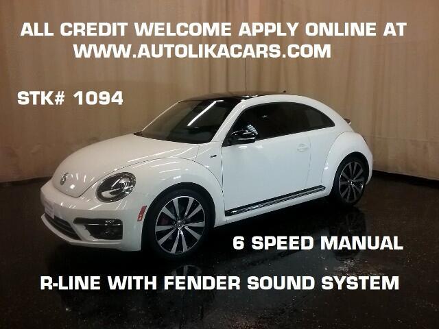 2013 Volkswagen Beetle 2.0T Turbo