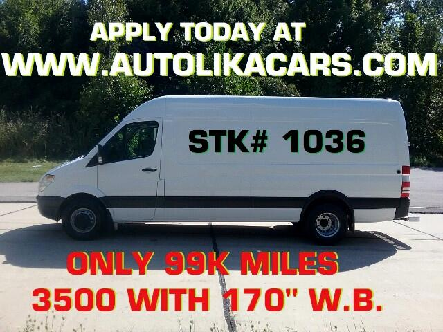 2008 Dodge Sprinter Van 3500 170-in. WB