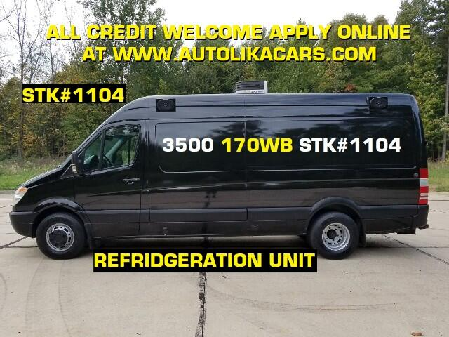 2008 Dodge Sprinter Van 3500 170-in. WB